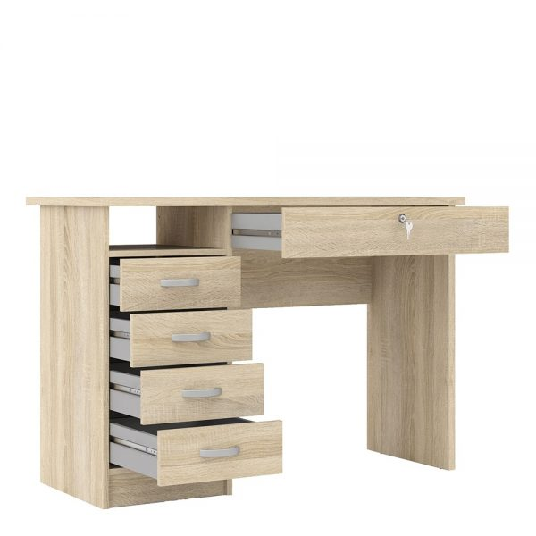 lockable desk