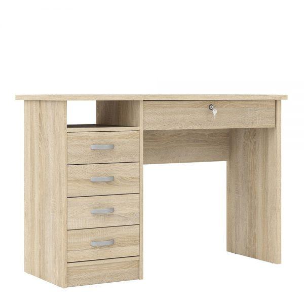 five drawer desk