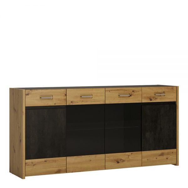 wide sideboard