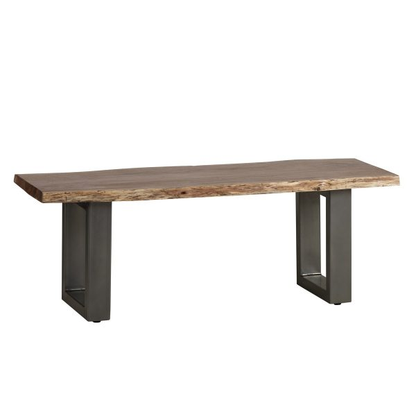 Baltic Live Edge Medium Bench