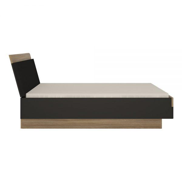 Monaco 160 cm kingsize bed