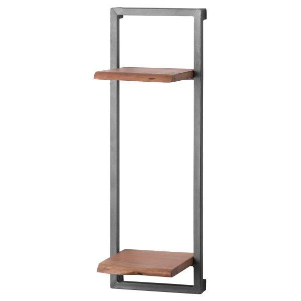 Live Edge Collection Tall Twin Shelf
