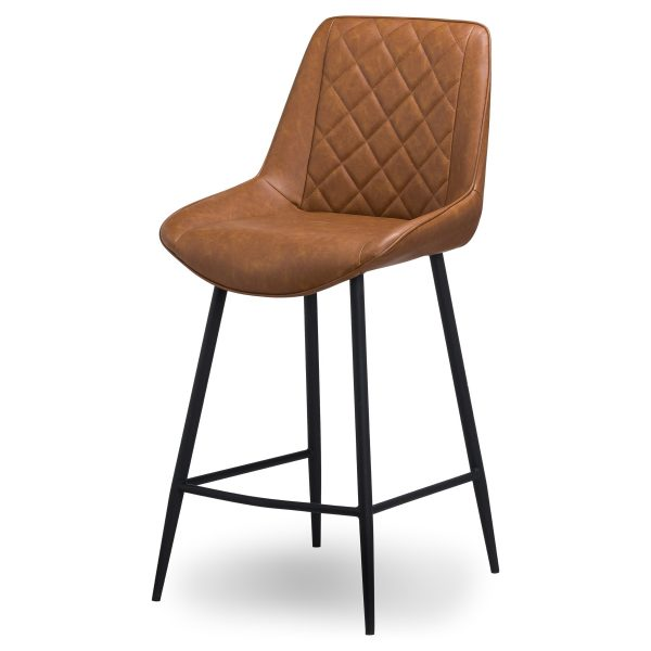 Oslo Tan Bar Chair
