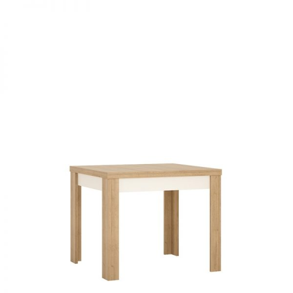Lyon Small exdending dining table 90/180cm Riviera Oak
