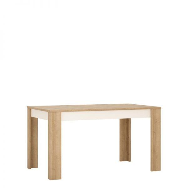Lyon Medium extending dining table 140/180cm Riviera Oak