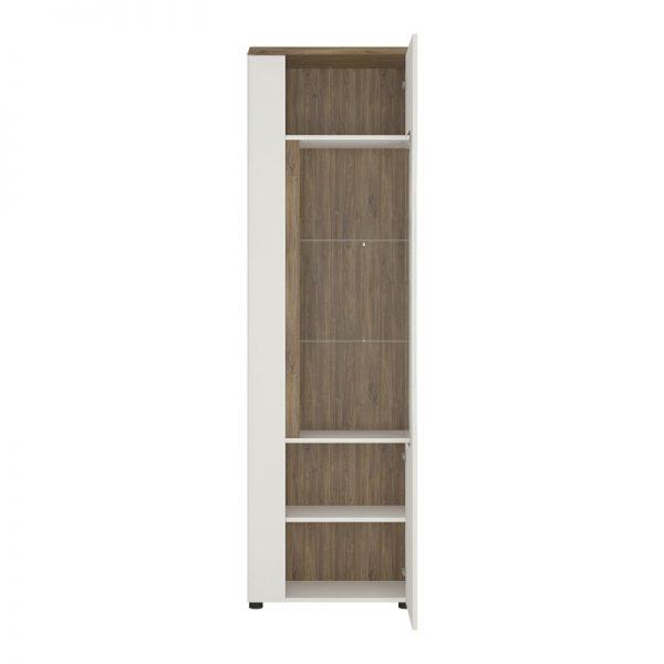 Toledo 1 door display cabinet (RH)