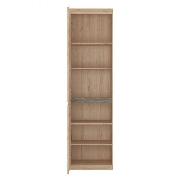 Kensington Tall Narrow 2 Door Cupboard