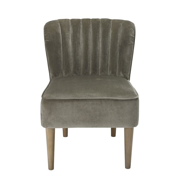 Bella Chair Steel Grey