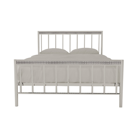 Bellini 5.0 King Bed Silver