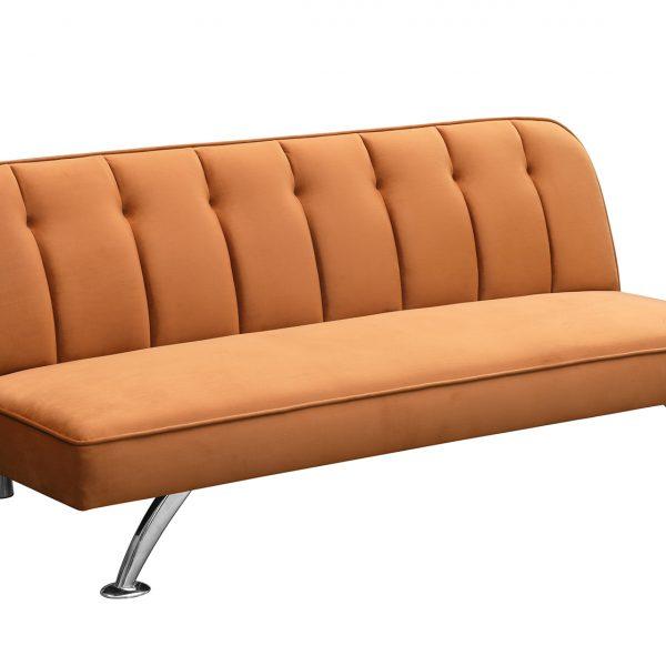Brighton Sofa Bed Orange