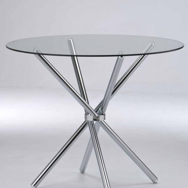 Casa Dining Table Glass Top