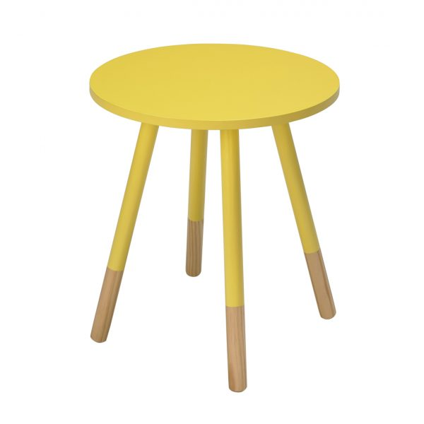 Costa Side Table Yellow