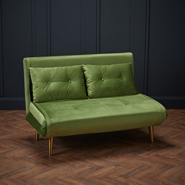 Madison Sofa Bed Green