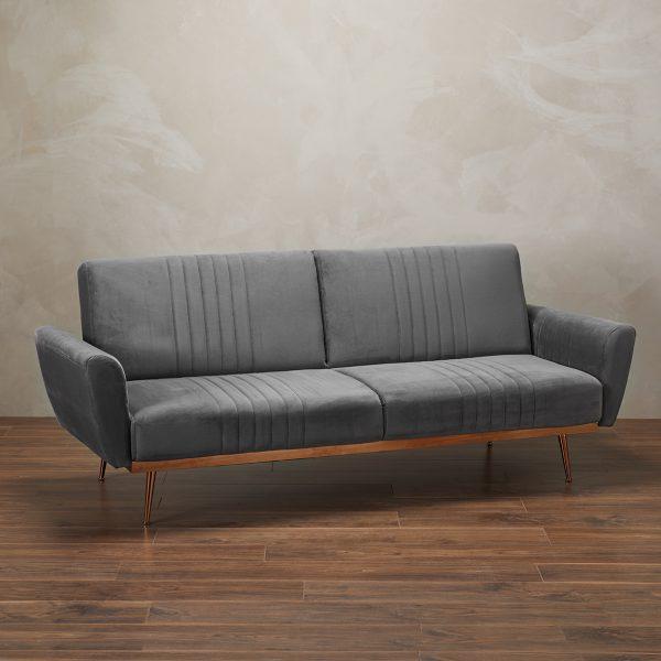 Nico Grey Sofa Bed