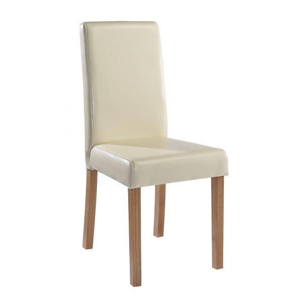 Oakridge Chair Cream (Pack of 2)