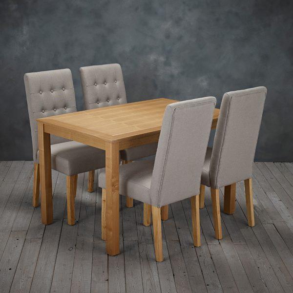 Oakridge Dining Table Oak