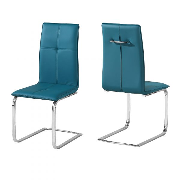 Opus Chair Teal (Pack of 2)