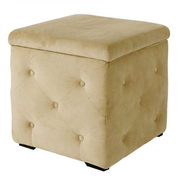 Valentina Storage Box Beige