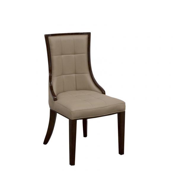 Alfredo Dining Chair - Latte