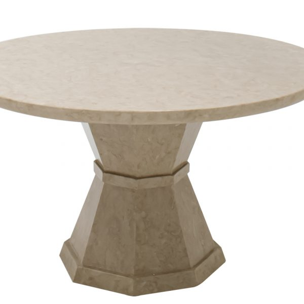 Alfredo Round Dining Table 1300
