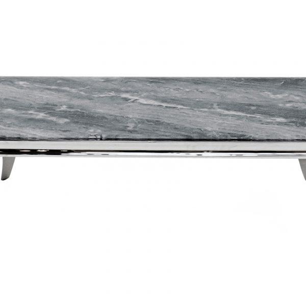 Fabien Coffee Table - Grey 1100mm