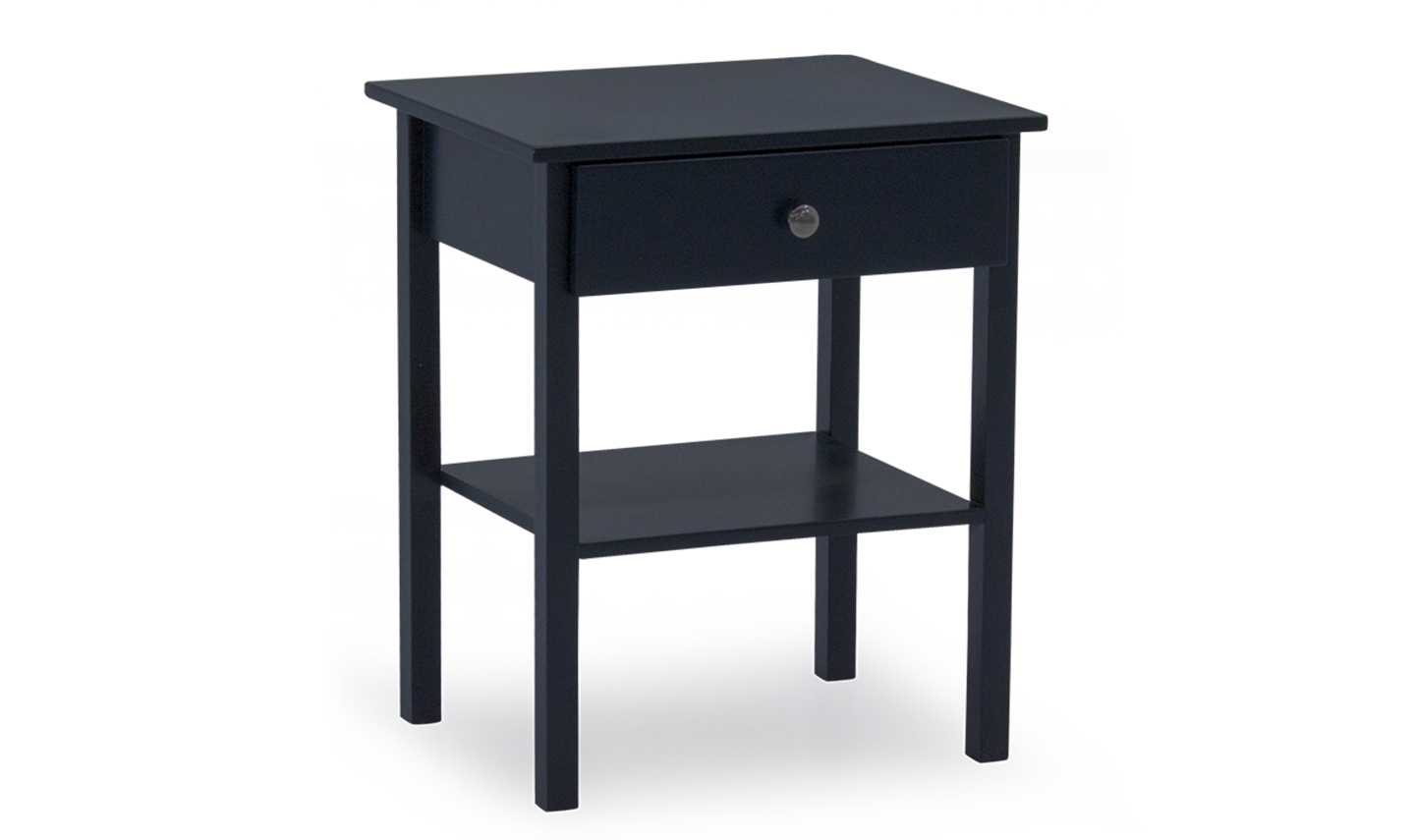 Willow Bedside Table - Blue