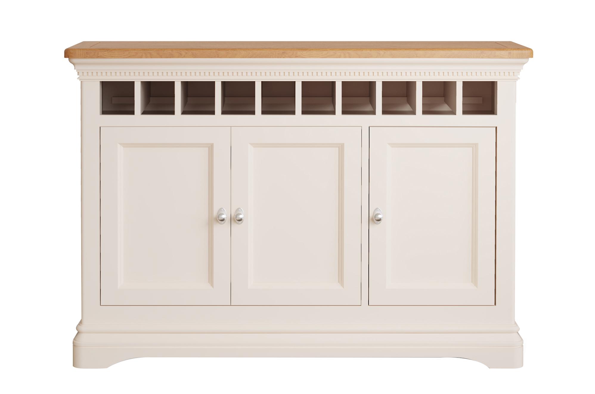 Winchester - Wine Console Cabinet