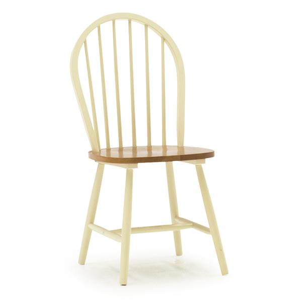 Windsor Dining Chair - Buttermilk