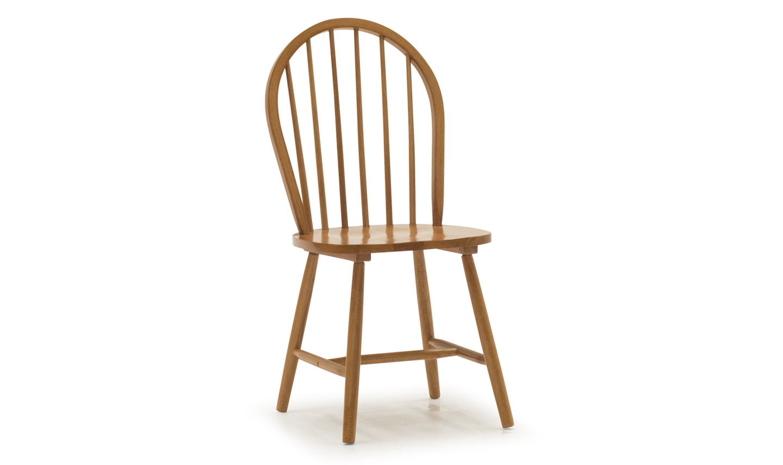 Windsor Dining Chair - Honey