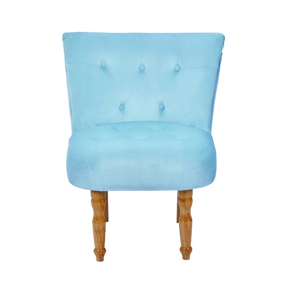 Lydia Chair Duck Egg Blue